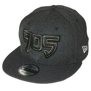 Toronto Raptors 905 Area Code Snapback Hat